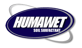 Humawet professionals' choice of soil surfactants for retaining water