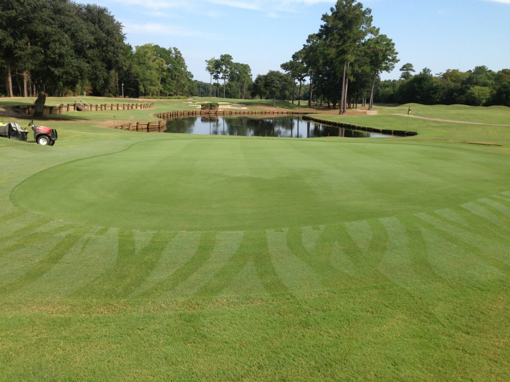 Aberdeen Golf Flood Agriox Penterra