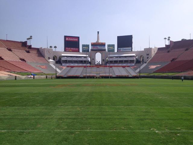 USC Football Field, La Colosseum