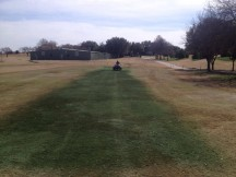 A little goes a long way with this lasting turf colorant. Dallas Texas had a field day with Endurant Turf Paint recently.