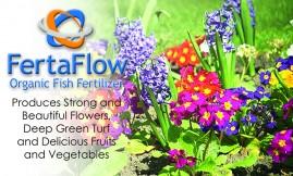 OMRI lists FertaFlow as certified organic soil conditioner