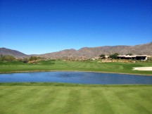 Champions Tour at Desert Mountain uses Endurant organic turf colorant