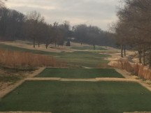 Cherokee Country Club in Tennessee pops with color during the winter dormancy of bermuda grass, one of the most common warm season grasses.