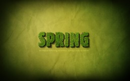 Faster spring time greenup for your lawn with Geoponics and turfgrass professionals' tips