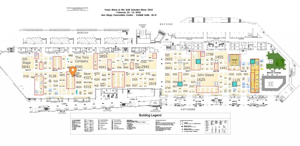 GIS 2016 San Diego Booth 4828 Endurant Geoponics