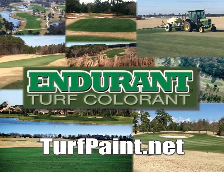 Endurant is a field day to use for landscapers