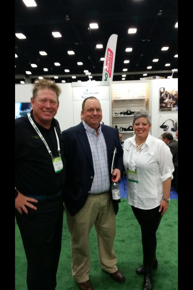 GIS Golf Industry Show 2016
