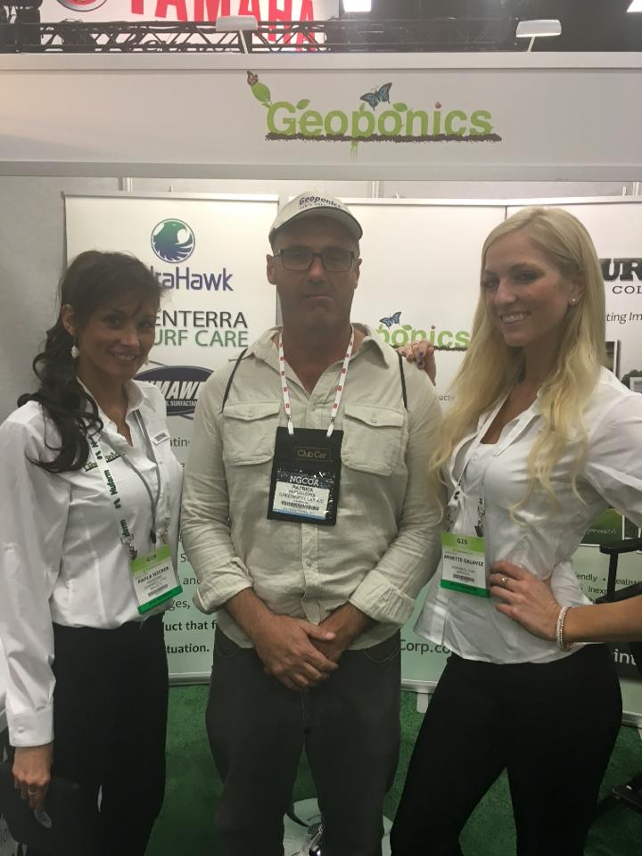 GIS 2016 with Paola Wicker