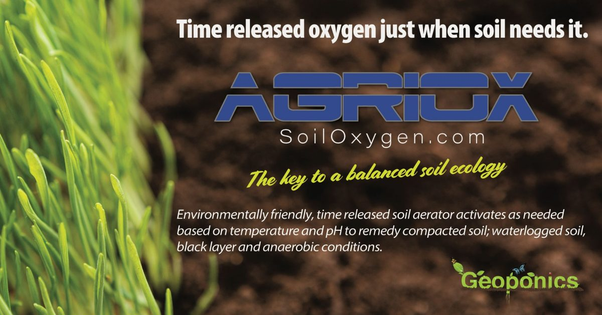 Agriox for Increasing Soil Oxygen